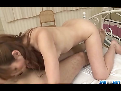 Sexy POV show with alluring