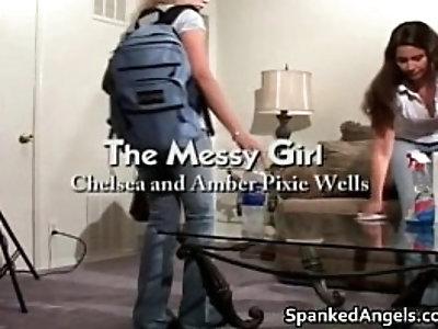 Nasty busty MILFs having ass