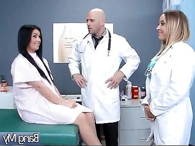 Hardcore Sex Adventures With Doctor And Horny slut Patient payton west video 20