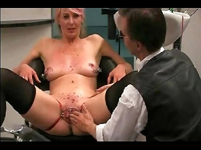 Extreme Anal Pussy Fisting