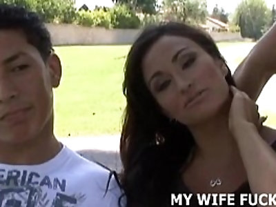 Watch your wife get banged by a total stranger