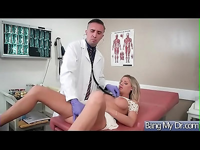 Doctor and Bang With slut Naughty Hot Patient Jessa Rhodes video