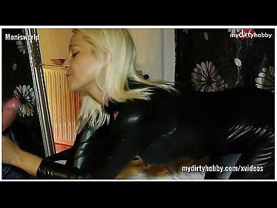 German girls deep anal