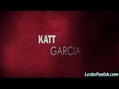 Katt Garcia Maserati Lez Girls In hard Punish Sex Tape Using Sex Toys clip
