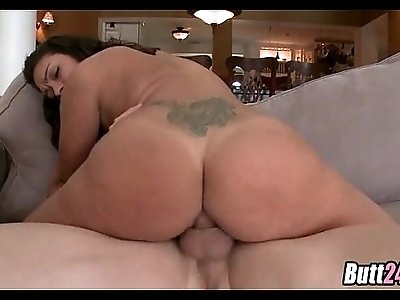 thick booty riders