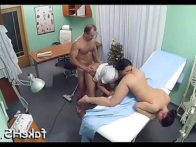 Stunning sex by a wicked doctor