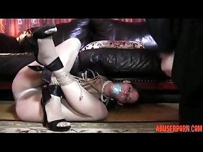 The Slave BDSM Bondage HD Porn submissive