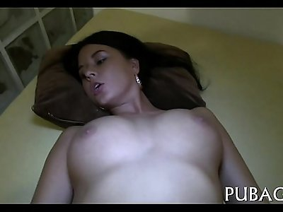 Casting porn first time