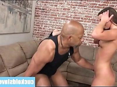 Amirah Adara interracial hardcore cuckold with Shane Diesel
